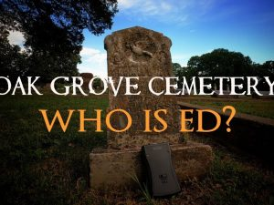 EVP and Music Box Paranormal Investigation at Historic Cemetery