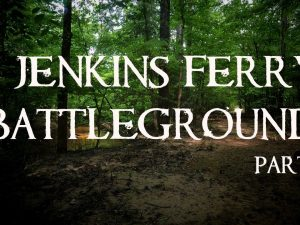 Urban Exploration – Jenkins Ferry Battleground Part I – Finding The Site