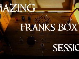 Original Working Franks Box ITC/EVP Paranormal Session