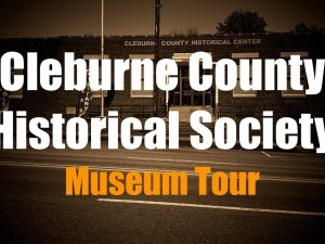 Is this the best museum in Arkansas? Cleburne County Historical Society Museum in Heber Springs
